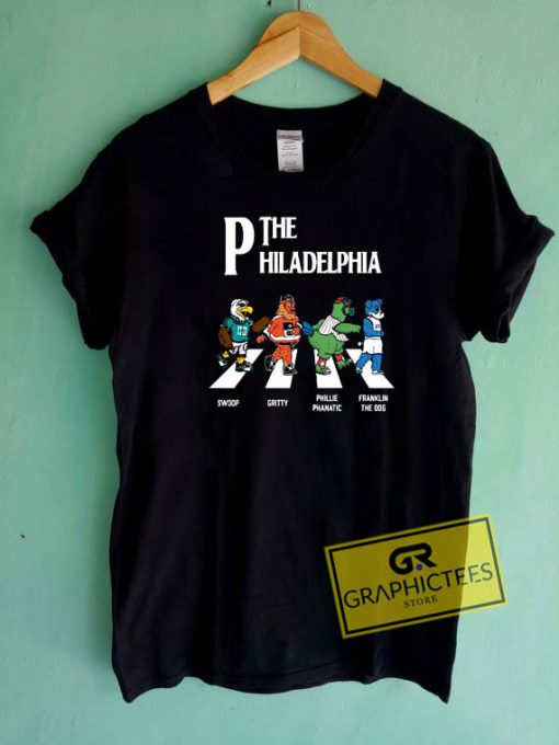 The Philadelphia Gritty Tee Shirts