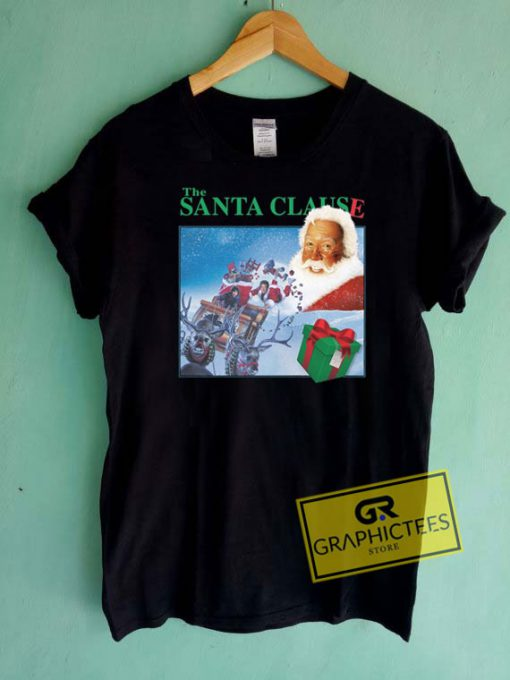 The Santa Clause Christmas Tee Shirts