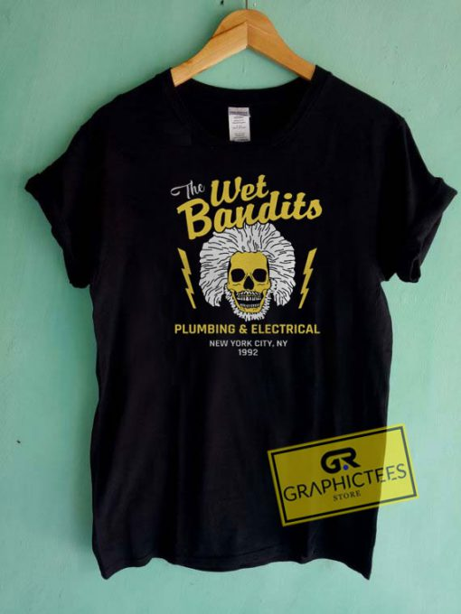 The Wet Bandits Tee Shirts