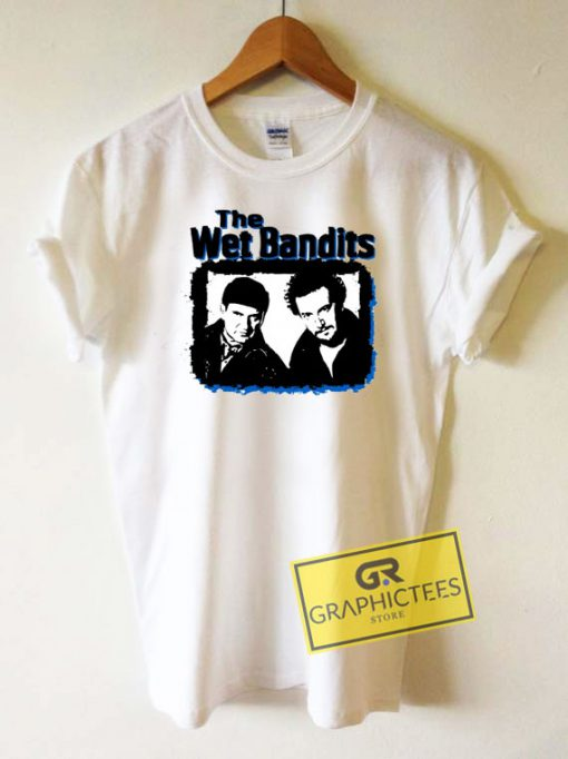 The Wet Bandits Box Tee Shirts