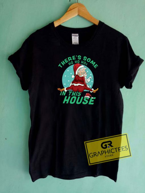 This House Christmas Santa Tee Shirts