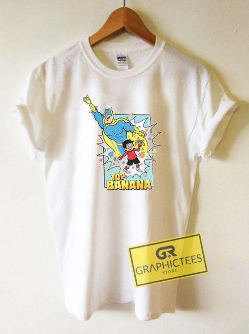 Top Banana Superhero Tee Shirts