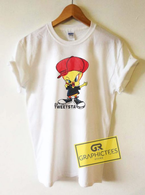 Tweety Bird Da Tweetsta Tee Shirts