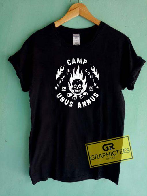 Unus Annus Camp Tee Shirts