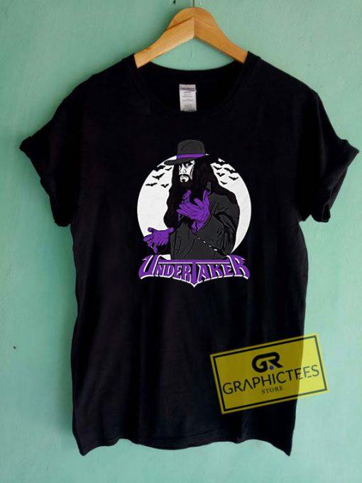 Vintage Undertaker Tee Shirts