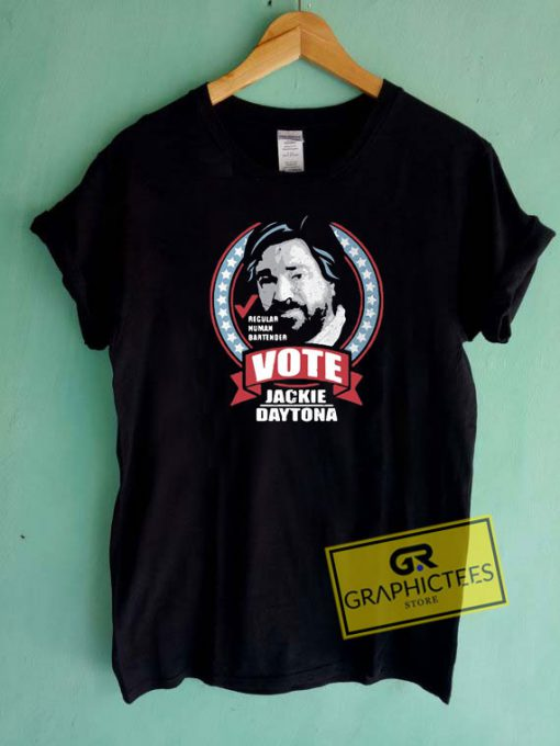 Vote Jackie Daytona Tee Shirts