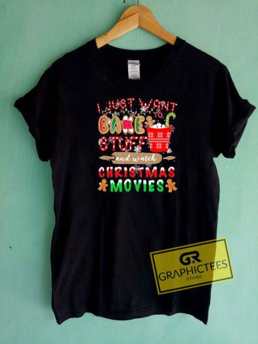 Watch Christmas Movies Tee Shirts