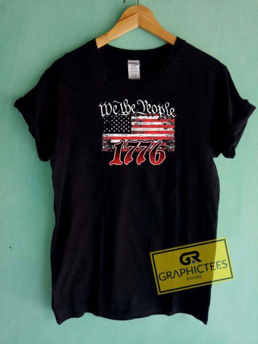 We The People 1776 Tee Shirts