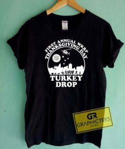 Wkrp Turkey Drop Tee Shirts