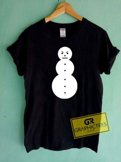 Young Jeezy Snowman Logo Tee Shirts