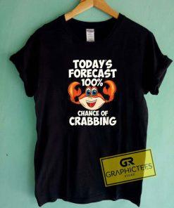100 Crabbing Crab Tee Shirts