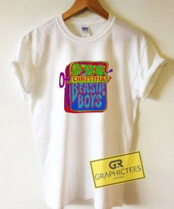 Beastie Boys Christmas Tee Shirts