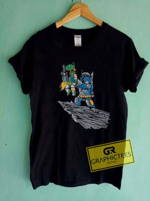 Boba Fett FatherTee Shirts