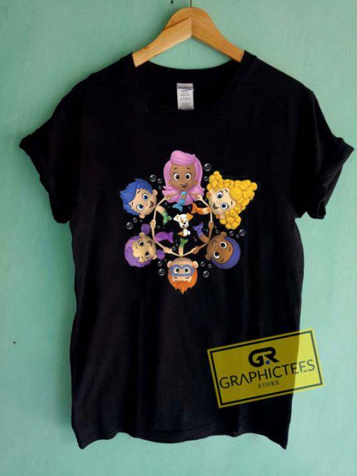 Bubble Guppies Tee Shirts