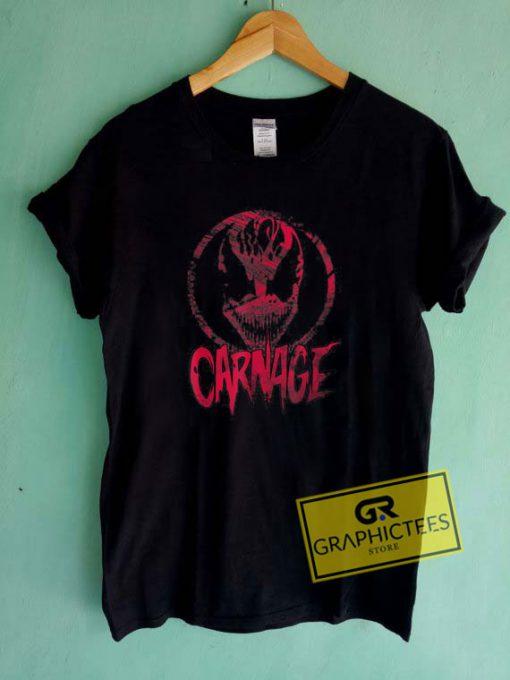 Carnage RedTee Shirts