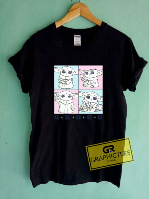 Cute Pastel Box UpTee Shirts