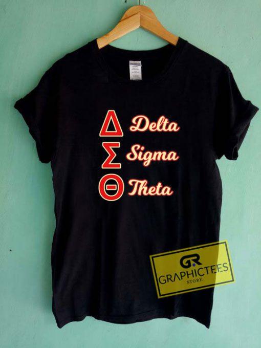 Delta Sigma ThetaTee Shirts