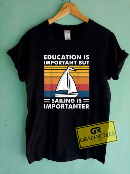 Education Is ImportantTee Shirts