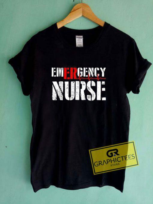 Emergency Nurse Tee Shirts