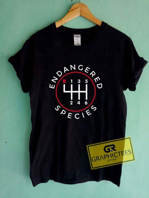 Endangered SpeciesTee Shirts