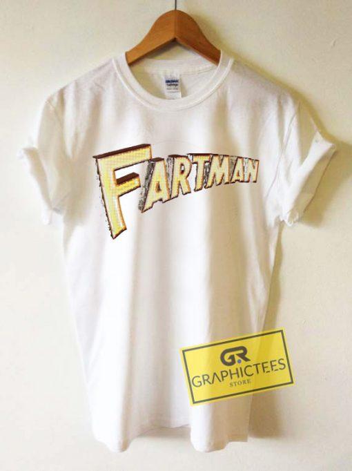 Fartman Marquee LightsTee Shirts
