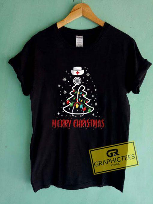 Funny Nurse ChristmasTee Shirts