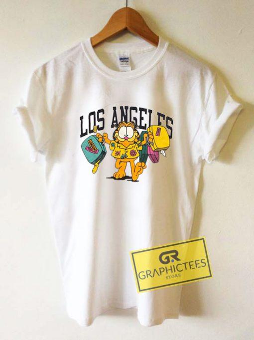 Garfield Los AngelesTee Shirts