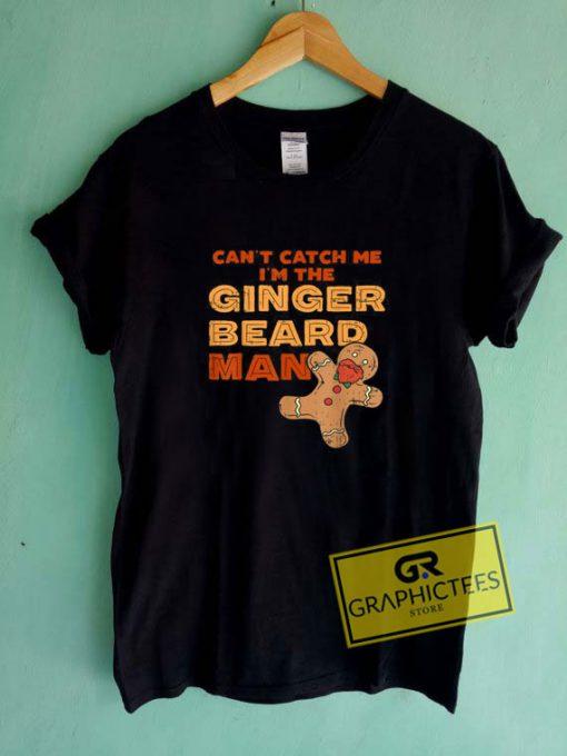Ginger Beard Man Tee Shirts
