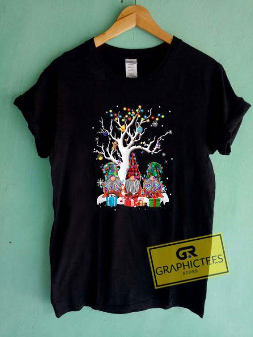 Gnome Buffalo Christmas Tee Shirts