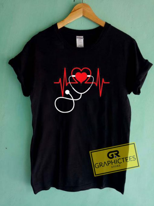 Heart Beats NurseTee Shirts