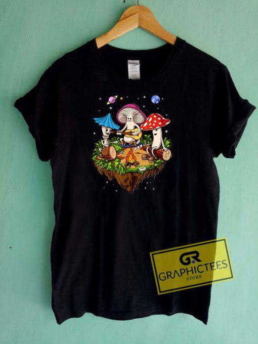 Hippie Magic MushroomsTee Shirts