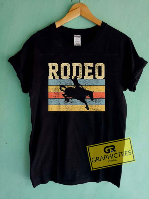 Horse Riding Retro Tee Shirts