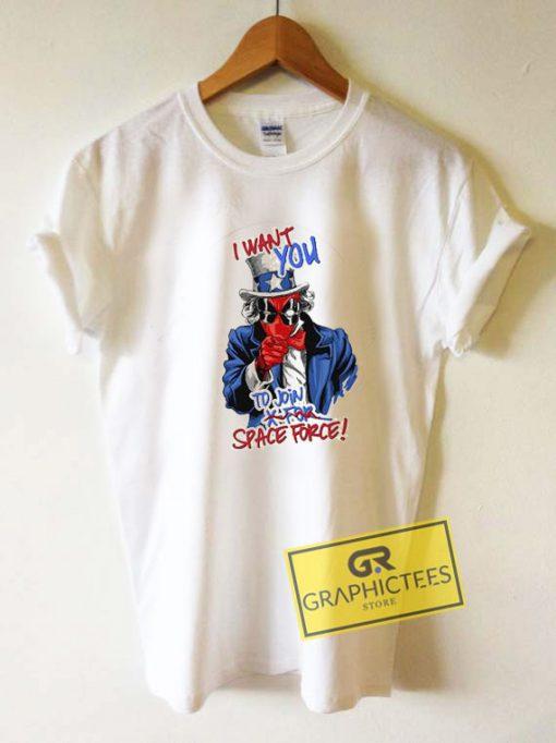 I Want U To JoinTee Shirts
