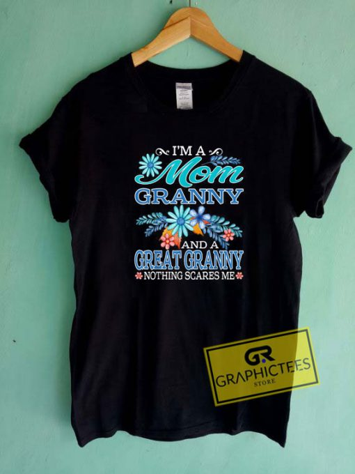 Im A Mom Granny Tee Shirts