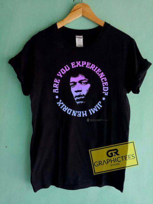 Jimi Hendrix Official Tee Shirts
