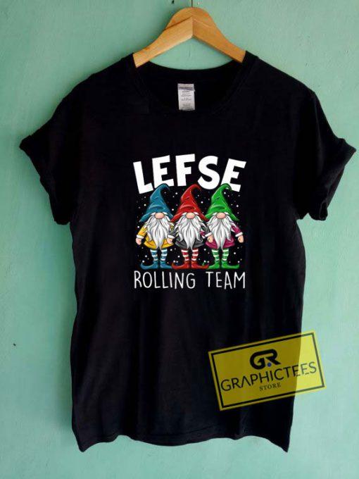 Lefse Rolling TeamTee Shirts