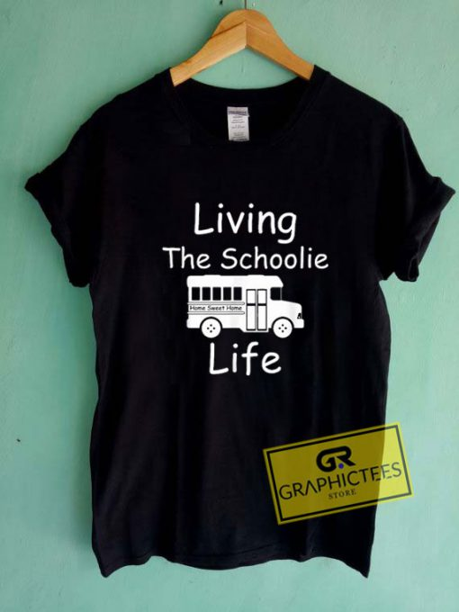 Living The Schoolie Life Tee Shirts