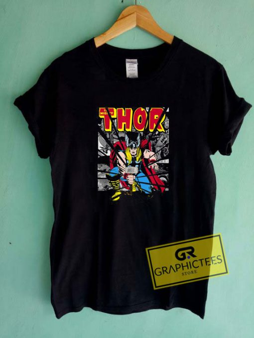 Marvel Mighty Thor Tee Shirts