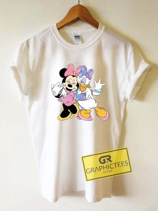 Minnie Mouse And Daisy Duck Tee Shirts