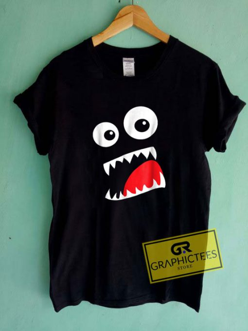 Monster Face CostumeTee Shirts