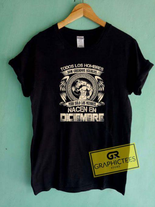 Nacen En DiciembreTee Shirts