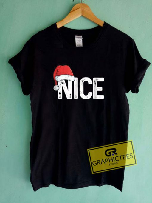 Naughty Or NiceTee Shirts