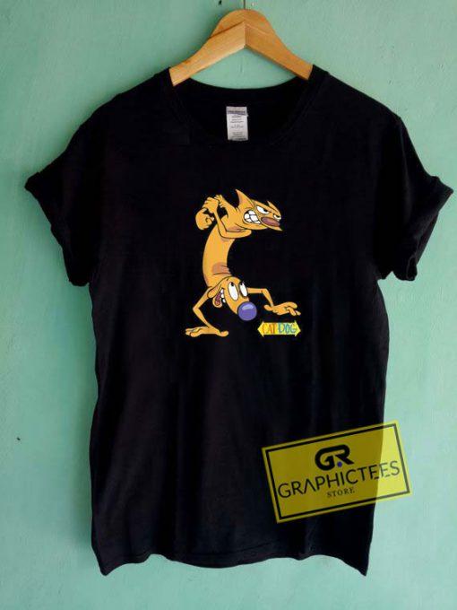 Nickelodeon Catdog ToughTee Shirts