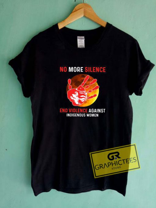 No More Silence Tee Shirts