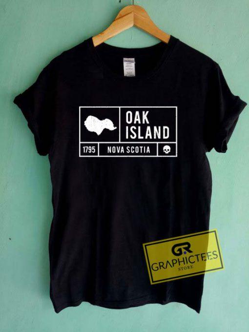 Oak Island 1795Tee Shirts