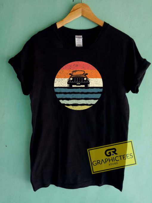 Off Road Shirt RetroTee Shirts
