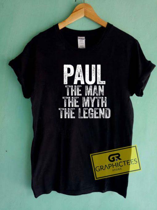 Paul The ManTee Shirts