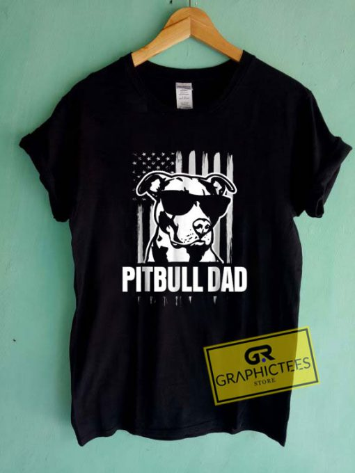 Pitbull Dads Tee Shirts