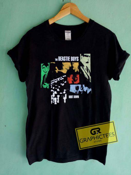 Root Down Beastie Boys Tee Shirts
