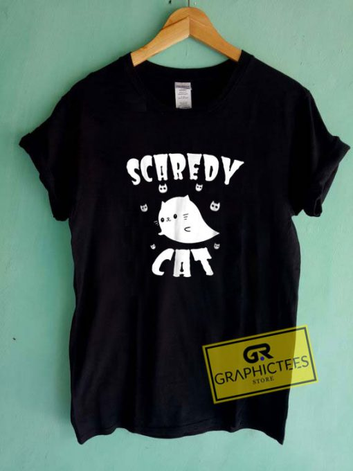 Scaredy CatTee Shirts